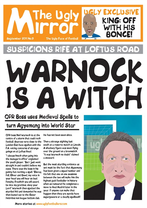 Warnock-Witch